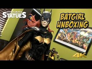 Forgeline Collectibles Batgirl UNBOXING