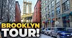 Walking NYC : Downtown Brooklyn, Brooklyn Heights, Brooklyn Bridge Park & DUMBO (May 2021)