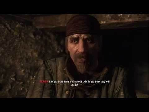 "Call of Duty: Black Ops - Viktor Reznov's Speech in ""Project Nova"" [HD]"