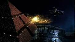Stargate Goa'uld Ships and Battles