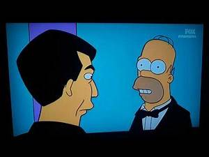 The Simpsons // Mr Smith goes to washington is the Worst Movie ever // COMPLAINED // S11E1