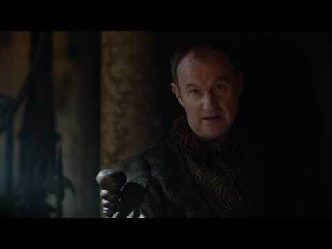 Game of Thrones 7x03 - Cersei meets with the Iron Bank