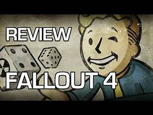 Fallout 4 Review - What To Expect - First Look PS4 Gameplay