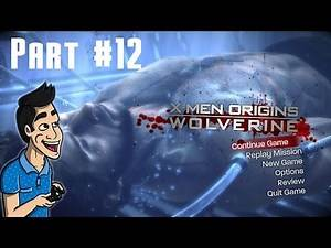 X-Men Origins: Wolverine Walkthrough Part #12 - YOU SMELL GOOD
