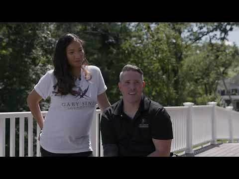 U.S. Army (Ret.) Captain Greg Galeazzi Home Dedication