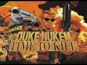Duke Nukem: Time To Kill [PS1] Intro - 1080p60 HD