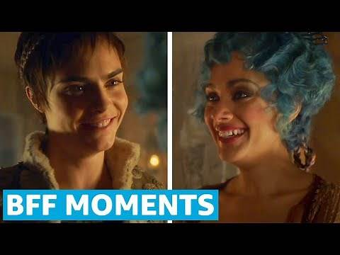 Carnival Row Episodes Vignette and Tourmaline BFF's | Prime Video