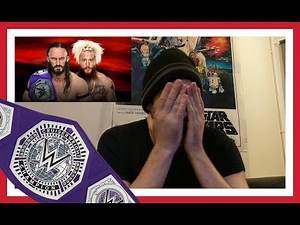REACTION: Neville Vs Enzo Amore (WWE No Mercy 2017)