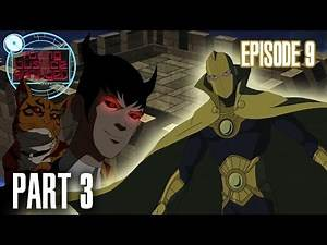 YJ Abridged Episode # 9: Eyes of Fate - Part 3