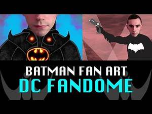 Batman Fan Art DC FANDOME