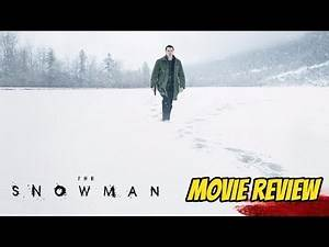 The Snowman - Movie Review