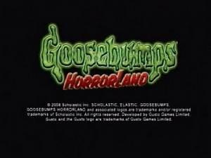 Let's Play Goosebumps Horrorland Part 6