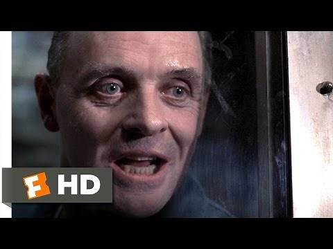 The Silence of the Lambs (3/12) Movie CLIP - Fava Beans and a Nice Chianti (1991) HD