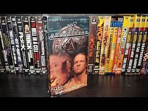 WWF Armageddon 1999 VHS Review - Triple H vs Mr. McMahon