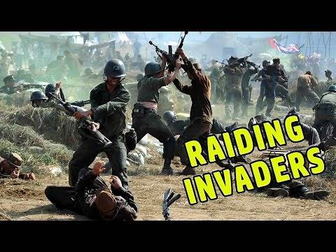 Wu Tang Collection - Raiding Invaders