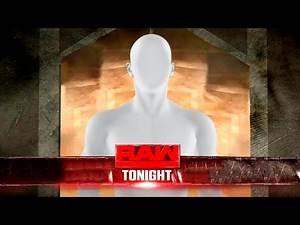 WWE 2K20 Universe Mode | RAW | NEW INTERIM GENERAL MANAGER