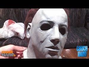 H20 PROTOTYPE BRAD HARDIN Halloween 6 Q.O.T.S Michael Myers Mask not TOTS Trick or Treat Studios