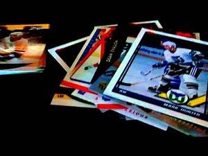 My hockey cards (Wayne Gretzky!!!!!)