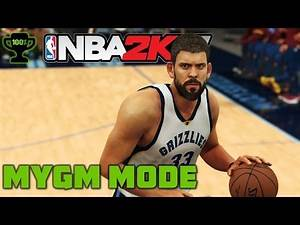 NBA 2K17 MyGM: 3 Moves to make as the Memphis Grizzlies in NBA 2K17 MyGM/MyLeague Mode