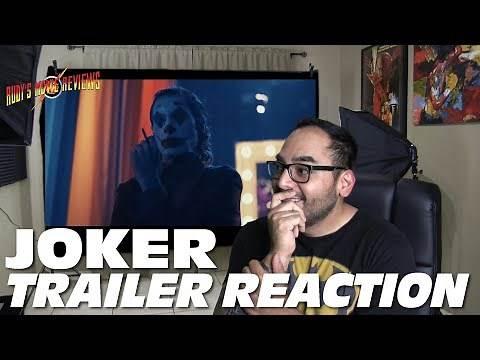 JOKER TRAILER#2 REACTION