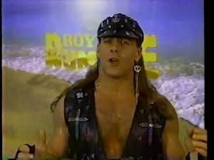 Shawn Michaels - Royal Rumble Promo [1995-01-08]