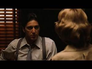 "Godfather ""This one time I'll let you ask me about my affairs"" HD"