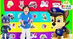Giant Smash Surprise Toys with Paw Patrol, Jurassic World Dinosaur, Incredible 2