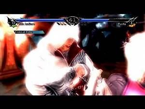 Soul Calibur 5 - Ezio Critical Edge!