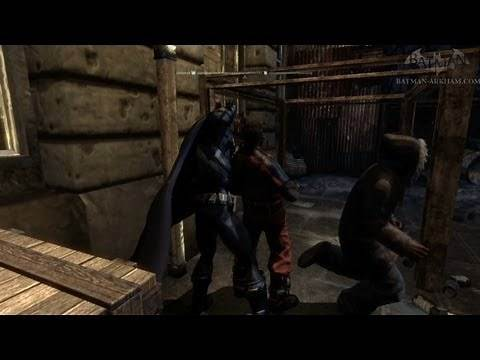 Batman: Arkham City - Acts of Violence - Side Mission Walkthrough