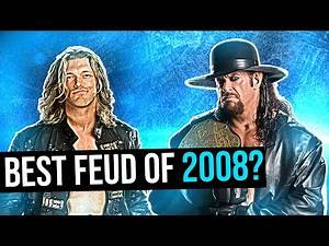 Why Edge and Undertaker's feud was AMAZING!!