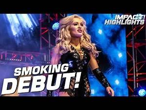 Scarlett Bordeaux's RED HOT Debut Entrance! | IMPACT! Highlights Mar 29, 2019