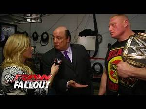 Unholy Alliance? - Raw Fallout - December 15, 2014
