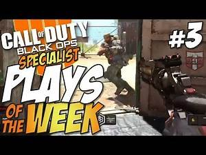 Call of Duty: Black Ops 4 - Specialist Top 10 Kills Of The Week 3 #CODTopPlays