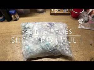 Miniature Sweet Resin Supply Haul!