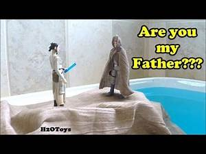 Star Wars: The Force Awakens | Is Luke, Rey's Father??? Parody