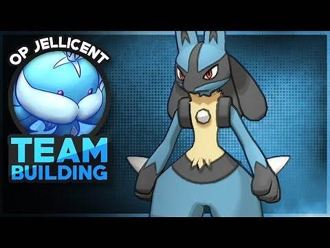 Lucario The New Meta! Lucario Sword and Shield Team Builder W/OPJellicent (Smogon OU)