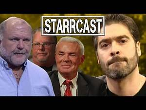 Arn Anderson, Bruce Prichard & Eric Bischoff shoot on Vince Russo