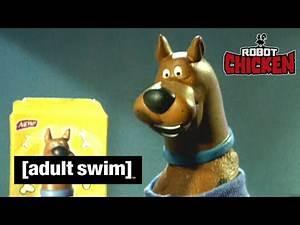 Adult Swim - Robot Chicken 🇫🇷   Vol au dessus d'un nid de cocus [S03E13]