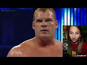 WWE Smackdown 10/10/14 Kane vs Adam Rose Live Commentary