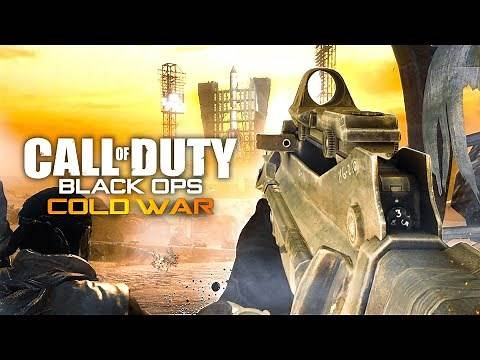 CALL OF DUTY 2020 GAMEPLAY LEAKED... (Black Ops Cold War)