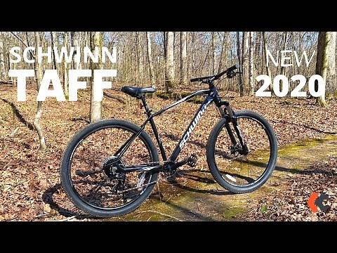 2020 Schwinn Taff 29er Mountain Bike with Tapered Head Tube | $298 at Walmart