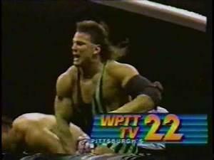 Scott Steiner vs. Parker Pappas [1990-03-31]