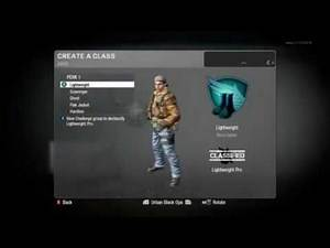 Call of Duty: Black Ops - All Perks. Weapons. Maps. Attachments. Camo's and Gamemodes etc