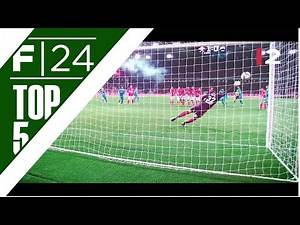 Russian Premier League: Top 5 Goals - Round 10 | Feat. Hulk & Popov