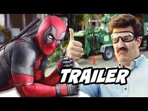 Deadpool 2 Funny Moments Scenes and Marvel Easter Eggs Explained
