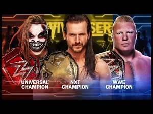Survivor Series 2019 Match Card Predictions - WWE vs NXT