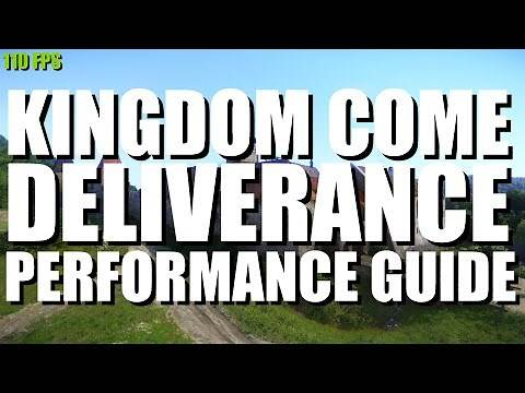 Massive FPS Boost | Ultimate Kingdom Come Deliverance Optimization & Performance