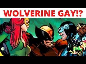 Wolverine Gay X Men In Shambles Comic book news