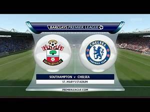 FIFA 16 - Southampton vs. Chelsea @ St. Mary's Stadium