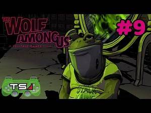 SISTERS!!! - THE WOLF AMONG US (BLIND) #9